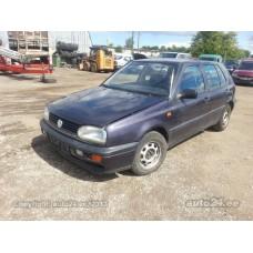 Volkswagen Golf 1.8 66 kW (01.1992 - 12.1997)